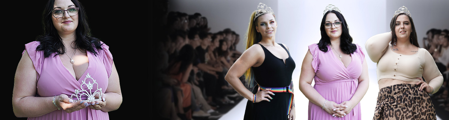 Miss plus size modelky